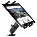 Arkon TABRMAMPS Robust Series Grundplatte Tablet Halterung - 7-18.4