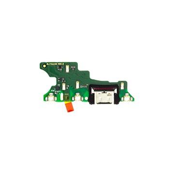 Huawei Nova 5T, Honor 20 Ladebuchse Flex Kabel 02352TTT