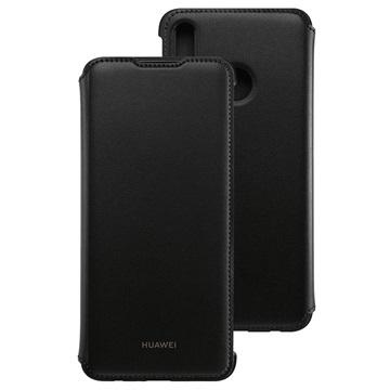 Huawei P Smart+ (2019) Wallet Cover 51992977 - Schwarz