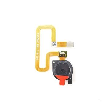 Huawei Y7 Prime (2018) Fingerabdruck-Sensor-Kabel - Schwarz
