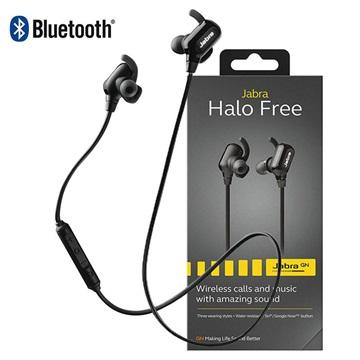 Jabra Halo Free Bluetooth 4.1 In-Ear-Kopfhörer - Schwarz