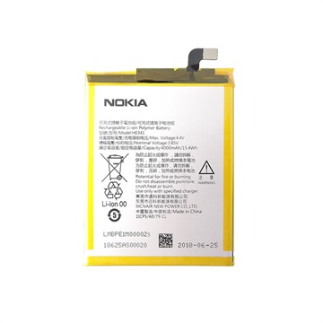 Nokia 2.1 Akku HE341 - 4000mAh