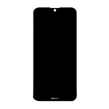 Nokia 2.3 LCD Display - Schwarz