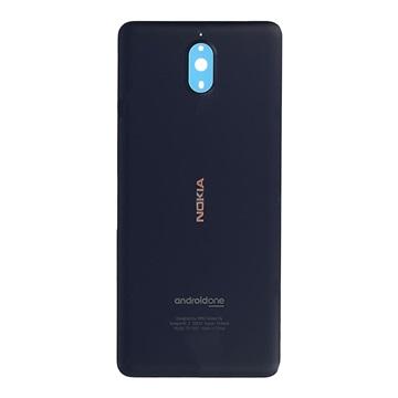 Nokia 3.1 Akkufachdeckel 20ES2LW0003 - Blau