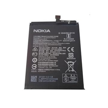 Nokia 3.1 Plus Akku HE376 - 3500mAh