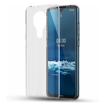 Nokia 5.3 Slim Crystal Hülle CC-153 - Durchsichtig