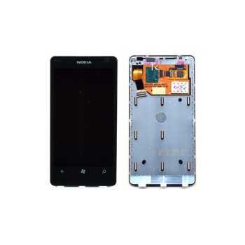 Nokia Lumia 800 Oberschale & LCD Display