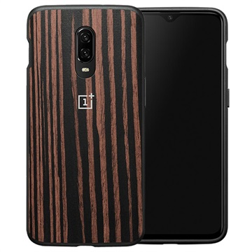 OnePlus 6T Bumper Hülle 5431100065 - Ebenholz