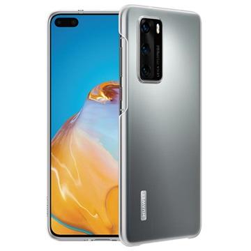 Huawei P40 Clear Cover 51993731 - Durchsichtig