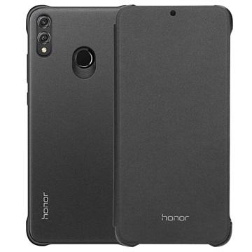 Huawei Honor 8X Flip Hülle 51992769 - Schwarz