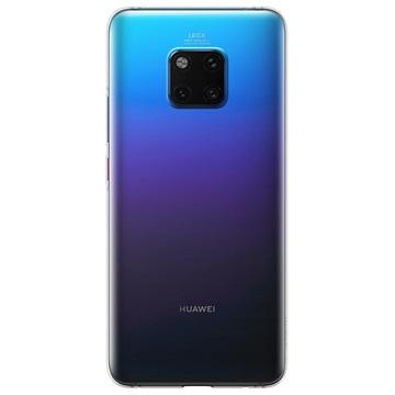 Huawei Mate 20 Pro TPU Hülle 51992764 - Durchsichtig