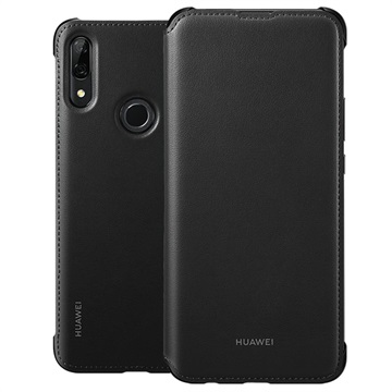 Huawei P Smart Z Wallet Cover 51993127 - Schwarz