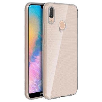 Huawei P20 Lite TPU Hülle 51992316 - Durchsichtig