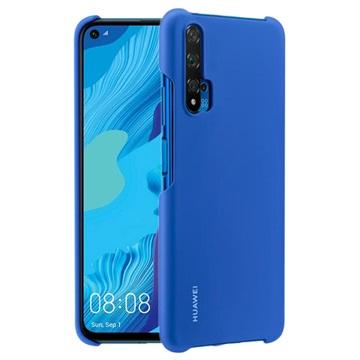 Huawei Nova 5T Schutzhülle 51993762 - Blau