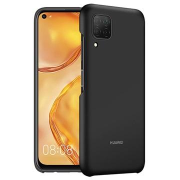 Huawei P40 Lite Schutzhülle 51993929 - Schwarz