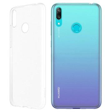 Huawei Y6 (2019) TPU Hülle 51992912 - Durchsichtig