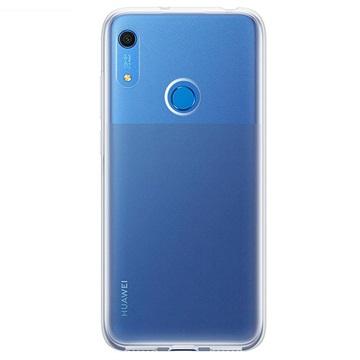 Huawei Y6s (2019) TPU Hülle 51993765 - Durchsichtig