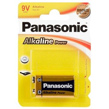 Panasonic Power 9V Akku 6LF22APB/1BP