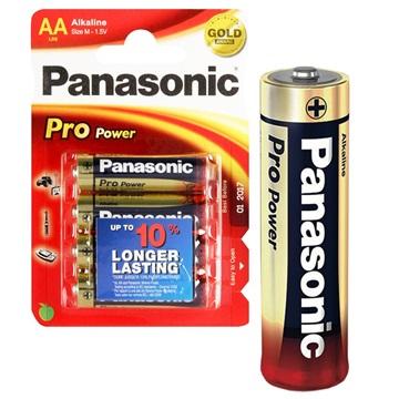Panasonic Pro Power AA Akku LR6PPG - 1.5V - 1x4