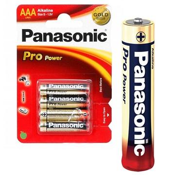 Panasonic Pro Power AAA Akku LR03PPG - 1.5V - 1x4