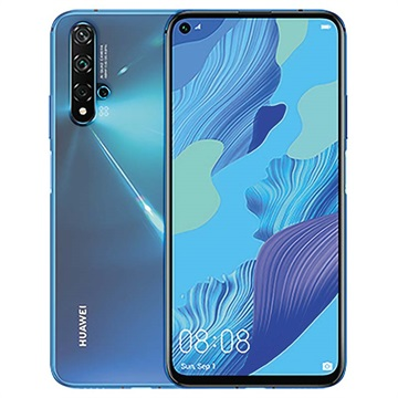 Puro 0.3 Nude Huawei Nova 5T, Honor 20/20S TPU Hülle - Durchsichtig