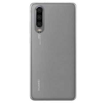 Puro 0.3 Nude Huawei P30 TPU Hülle - Durchsichtig