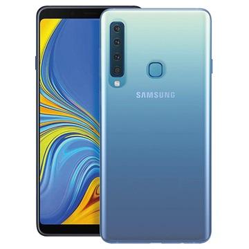 Puro 0.3 Nude Samsung Galaxy A9 (2018) TPU Hülle - Durchsichtig