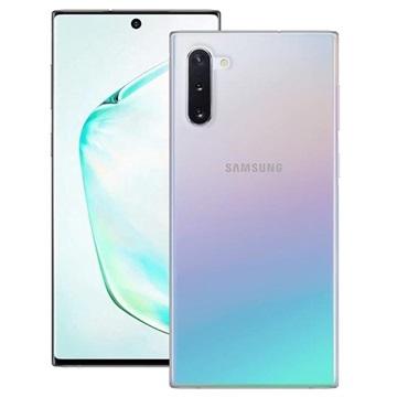 Puro 0.3 Nude Samsung Galaxy Note10 TPU Hülle - Durchsichtig