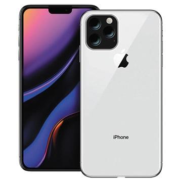 Puro 0.3 Nude iPhone 11 Pro Max TPU Hülle - Durchsichtig