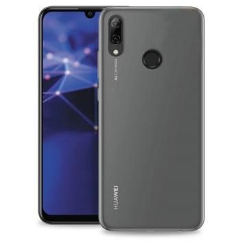 Puro 0.3 Nude Huawei P Smart (2019) TPU Hülle - Durchsichtig