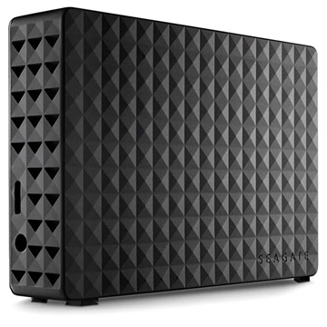 Seagate Expansion Desktop Externe Festplatte - 10TB - Schwarz