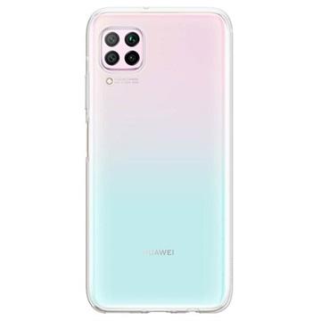 Huawei P40 Lite TPU Hülle 51993984 - Durchsichtig