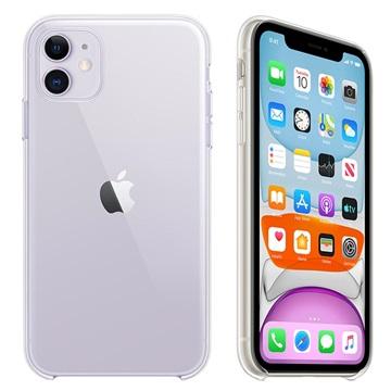 iPhone 11 Apple Clear Hülle MWVG2ZM/A - Durchsichtig
