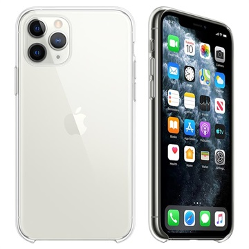 iPhone 11 Pro Apple Clear Hülle MWYK2ZM/A (Offene Verpackung - Ausgez