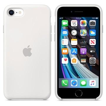 iPhone SE (2020) Apple Silikonhülle MXYJ2ZM/A - Weiß