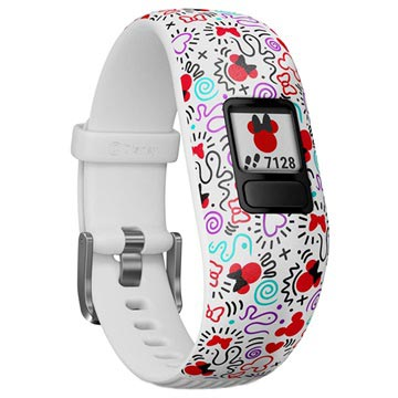 Garmin VivoFit Jr. 2 Fitness-Armband für Kinder - Mini Mouse