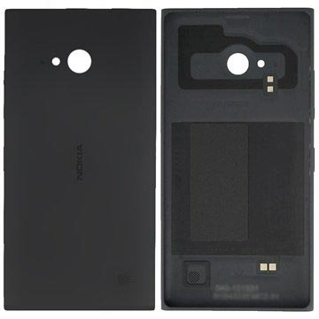 Nokia Lumia 735 Cover zum Kabellosen Laden CC-3086 - Dunkelgrau