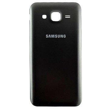 Samsung Galaxy J5 (2015) Akkufachdeckel - Schwarz