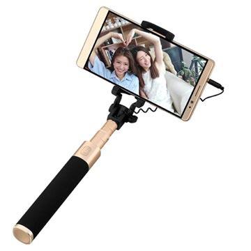 Huawei AF11 Universal Selfie Stick mit Kabel 2451993 - Schwarz
