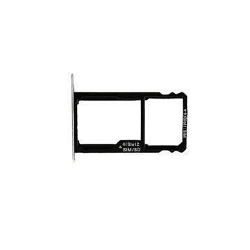Huawei Honor 7 SIM und MicroSD Karten Halter - Weiß
