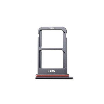 Huawei Mate 10 Pro Dual SIM (BLA-L29) SIM Karten Halter - Grau