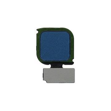 Huawei P10 Lite Fingerabdruck-Sensor-Kabel - Blau