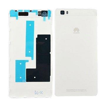 Huawei P8 Lite Akkufachdeckel - Weiß