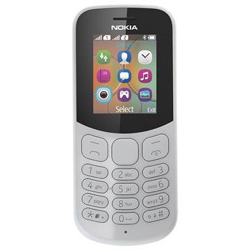 Nokia 130 (2017) Dual SIM - Bluetooth, FM Radio, VGA-Kamera - Grau