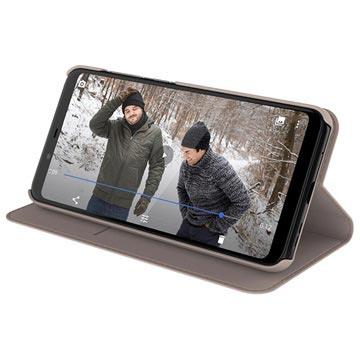 Nokia 5.1 Plus Entertainment Flip Case CP-251 - Crème