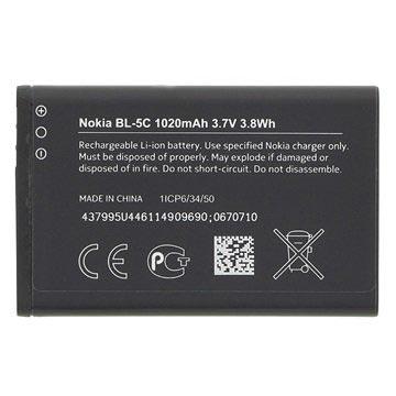 Nokia Akku - BL-5C - Bulk