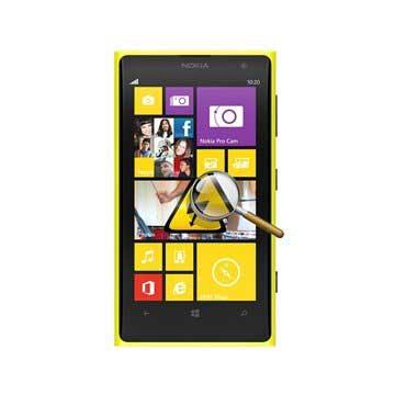 Nokia Lumia 1020 Diagnose