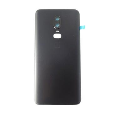 OnePlus 6 Akkufachdeckel - Mitternachtsschwarz