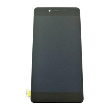 OnePlus X LCD Display - Schwarz