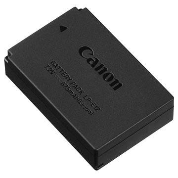 Canon LP-E12 Akku - EOS M100, M10, EOS 100D - 875mAh